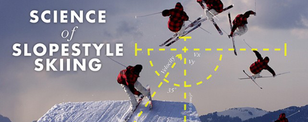 Science of Slopestyle Skiing